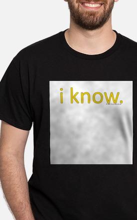 Unique Cynicalblack T-Shirt