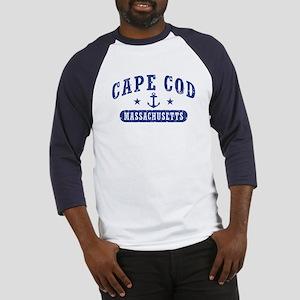 Cape Cod Massachusetts Baseball Jersey