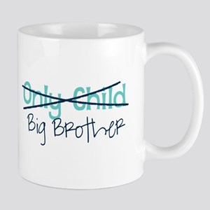 Only Child - Big Brother Mugs