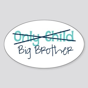 Only Child - Big Brother Sticker