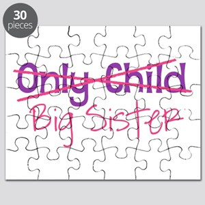 Only Child - Big Sister Puzzle