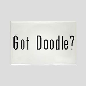 Got Doodle? Rectangle Magnet