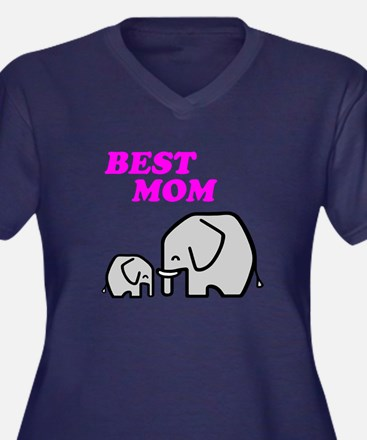 Best Mom Plus Size T-Shirt