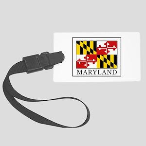 Maryland Large Luggage Tag