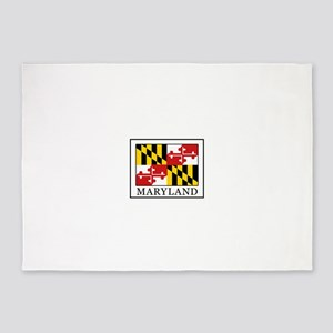 Maryland 5'x7'Area Rug