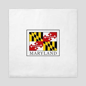 Maryland Queen Duvet