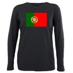 Portugal Plus Size Long Sleeve Tee