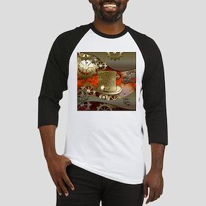 Steampunk witch hat Baseball Jersey