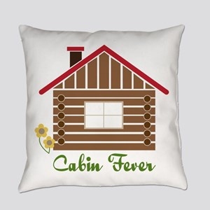 Cabin Fever Everyday Pillow