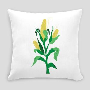 Corn Stalk Everyday Pillow
