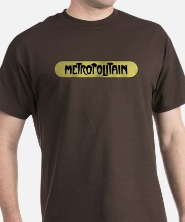Metro Paris, France T-Shirt