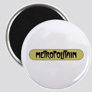 Metro Paris, France Magnet