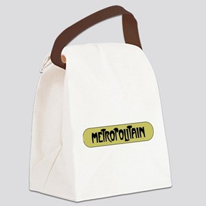Metro Paris, France Canvas Lunch Bag
