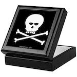 Jolly Pirate Keepsake Box