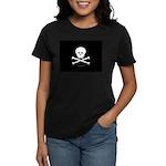 Jolly Pirate Women's Dark T-Shirt