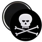 Jolly Pirate Magnet