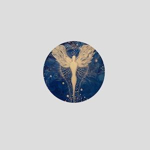 Angel Aura Mini Button