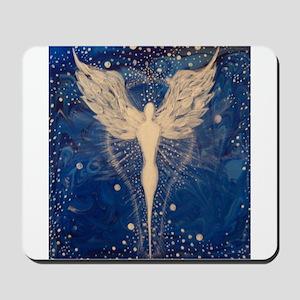 Angel Aura Mousepad