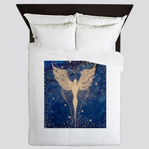 Angel Aura Queen Duvet