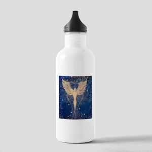 Angel Aura Sports Water Bottle