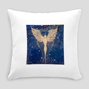Angel Aura Everyday Pillow