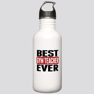Best Gym Teacher Ever Water Bottle