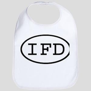 IFD Oval Bib