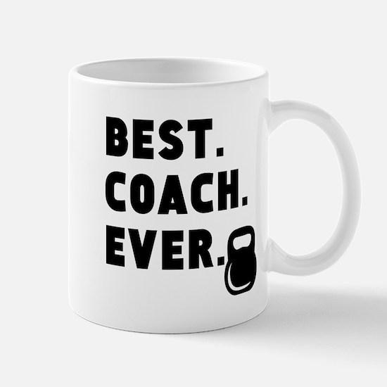 Best Coach Ever Strength Mugs