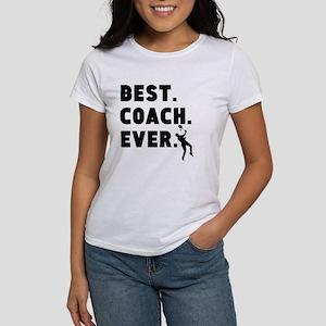 Best Coach Ever Badminton T-Shirt