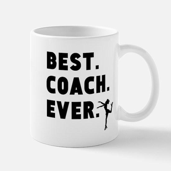 Best Coach Ever Figure Skating Mugs