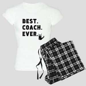 Best Coach Ever Gymnastics Pajamas