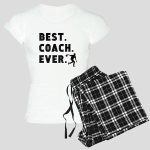 Best Coach Ever Bowling Pajamas