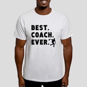Best Coach Ever Bowling T-Shirt
