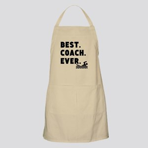 Best Coach Ever Swimming Apron