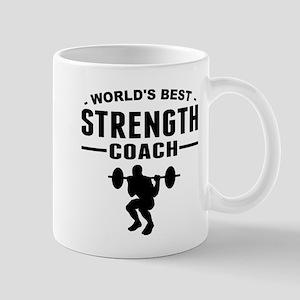Worlds Best Strength Coach Mugs