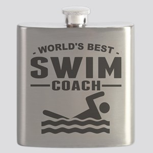 Worlds Best Swim Coach Flask