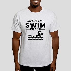 Worlds Best Swim Coach T-Shirt