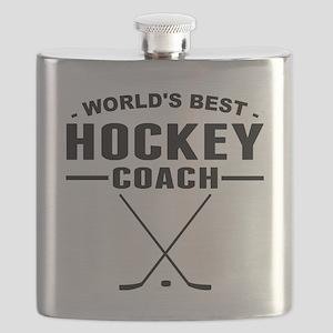 Worlds Best Hockey Coach Flask