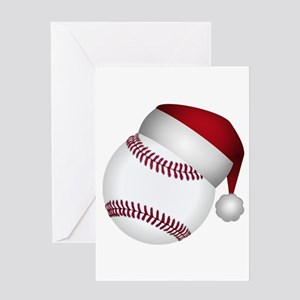 christmas baseball greeting cards - Baseball Christmas