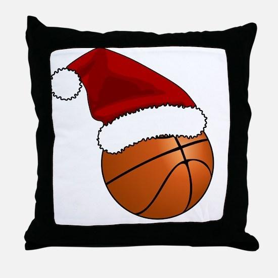 Unique Basket ball Throw Pillow