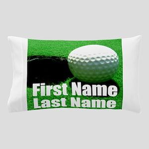 Golfball Pillow Case