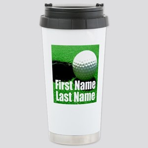 Golfball Travel Mug