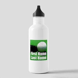 Golfball Water Bottle