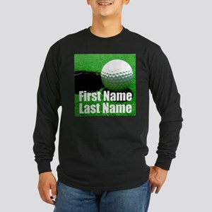 Golfball Long Sleeve T-Shirt
