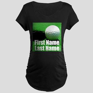 Golfball Maternity T-Shirt