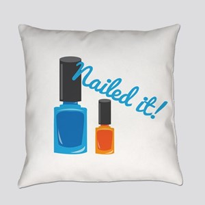 Nailed It Everyday Pillow