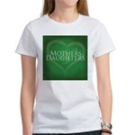 Mothers Daughters Women's Classic White T-Shirt