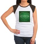 Mothers Daughters Junior's Cap Sleeve T-Shirt