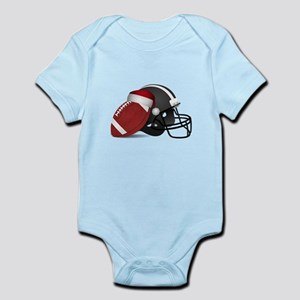 Christmas Football Body Suit
