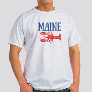 Maine Lobster Light T-Shirt